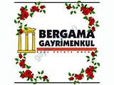 İzmir Bergama tiyelti de satılık kadastrol yola çepheli köye 250 mt.tarla arazi 17.500 m2