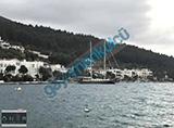 Bodrum-Güvercinlik Denize 50 metre , Villa Projeli Arsa