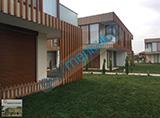 Şile Green Park Evlerinde Havuzlu Sitede İskanlı