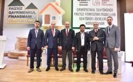 """""""Faizsiz Gayrimenkul Sempozyumu"""" düzenlendi"""