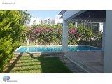 Bodrum merkez'de 800 m2 müstakil bahçeli ,havuzlu satılık villa