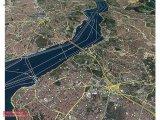 ÜSKÜDAR DA KÖPRÜ-BOĞAZ ve DENİZ MANZARALI 1.950 m² İMARLI ARSA
