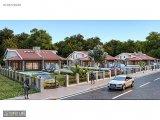 Urla Kuşçular'da Müstakil Bahçeli & Havuzlu Satılık Villalar